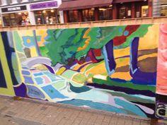 Art Street Art, Painting, Painting Art, Paintings, Drawings