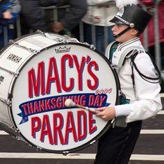 Macy's Thanksgiving Day Parade | Foto Macy's Thanksgiving Day Parade in New York