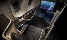 British Airways apresentanovo designda Primeira Classe