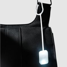 very usefull LED light for womans hand bags!