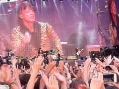 The Stones at Hyde Park, 6th July 2013. Read my review here:- http://princecavallo.wordpress.com/