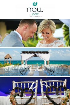 Celebrate your happily ever after at Now Jade Riviera Cancun!