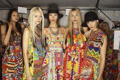 Photo Diary   Australia Fashion Week: Camilla, Romance Was Born, Dion Lee, Christopher Esber - BoF - The Business of Fashion