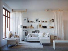 IKEA Oturma Odası: Oturma odanıza uyum hakim olsun!