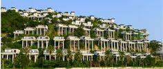 泰国苏梅岛康拉德温泉度假酒店