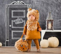 Baby Lion Costume | Pottery Barn Kids