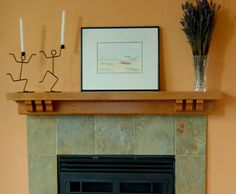 Fireplace On Pinterest Fireplace Mantels Mantels And