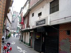 Hooker Hill, Itaewon, Seoul, Korea (hostess bars on the top alley).I walked this beat in 1980 as an MP.