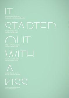 By Ryan Atkinson 365 Typographic Journal