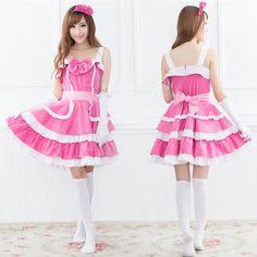 Cosplay Kousaka kirino Pink Princess Dress SP153007
