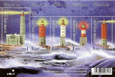 Five extremely beautiful lighthouse stamps from Finland. Lighthouse Art, Historical Landmarks, Dark Places, Stamp Collecting, Postage Stamps, Booklet, Lighthouses, Postcards, Europe