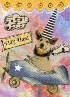 https://flic.kr/p/fA96ne   Play Hard-Traded   Made for Norma Frances Credit…