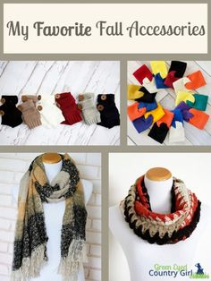 Fall Accessories I Love #FashionFriday #fashion #fall