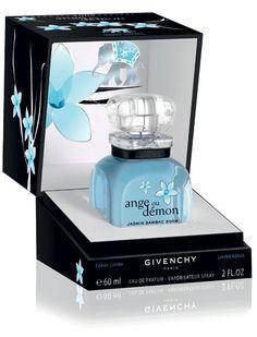 Ange Ou Démon Jasmin Sambac by Givenchy. . . #scent . . #perfume . . #frangrance