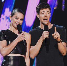 Grant and Melissa // Teen Choice Awards 2017