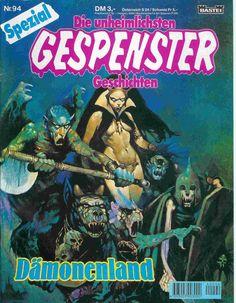 Gespenster Geschichten Spezial #94 - Damoneland