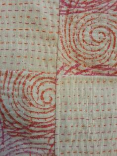 Quilt or throw 6x6'. Hand loom khadi cotton. Hand block print. Hand stitch by Mrs Om And Prem. Machine assembly by Mr Shaqil