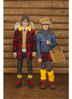 Dsquared² kids/ интересные и фуекциональные гетры!