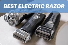 Every guy should own an electric shaver, even if he prefers a razor. That's because the best electric shavers provide the fastest shave possible, . #shaving #shavingtipsforman #shavingmachine #shavingmachinebest Best Electric Razor, Best Electric Shaver, Shaving Tips, Wet Shaving, Braun Shaver, Beauty Killer, Shaving Machine, Fake Tan, Beauty Advice
