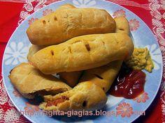 Λουκανόπιτες με αφράτη ζύμη - από «Τα φαγητά της γιαγιάς»