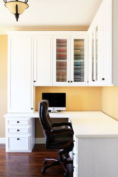 Craft Room / Office ideas for a small bedroom or dining room