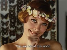 DAISIES (VERA CHYTILOVÁ, 1966)