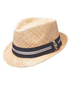 Look what I found on #zulily! Natural Isaac Fedora #zulilyfinds