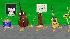 The Best Sounds Around (Instruments) Google+: https://plus.google.com/u/0/b/102256515899413313342/ Like us on FaceBook: https://www.facebook.com/NurseryTrack...