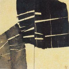 "Lee Shichi, ""Ink Talk - 9820"", mixed media"