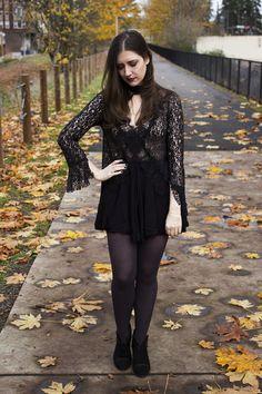 26d214d493b32c Witchy Women Wear Black Lace