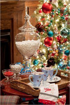 Tobi Fairley Holiday Decor