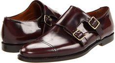 Burberry Double-monk Strap Shoes (via lystit)
