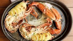 Oven-baked Lobster with Dalkey Mustard Cream Sauce - RTE Food