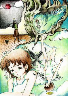 Haibane Renmei: Lost Dream by xPrincessSakurax.deviantart.com on @DeviantArt