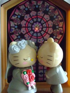 Hello Kitty Dear Daniel Wedding Ornament Home Decor Great for Home Interia | eBay