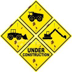 road under construction decorating ideas - Google Search
