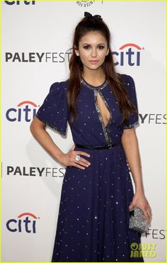 Ian Somerhalder, Nina Dobrev, & Paul Wesley: Perfect Blood-Sucking Trio at 'Vampire Diaries' PaleyFest Panel! | vampire diaries paleyfest pa...
