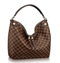274efb9ada0fa Louis Vuitton Duomo Hobo Damier Ebene Women s Handbags