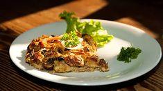Skvělá specialita z hub - Proženy Beef, Food, Meat, Essen, Meals, Yemek, Eten, Steak