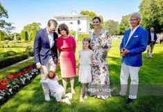 14 July 2019 - Crown Princess Victoria celebrates her birthday with her family at Solliden Palace