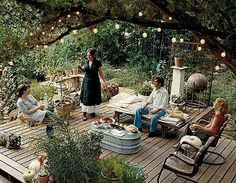Turning Your Garden Into a New Living Room This Spring | Bridgman Furniture & Outdoor Living Blog