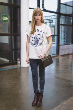 Street style das modelos pra inspirar o final de semana! - Garotas Estúpidas - Garotas Estúpidas