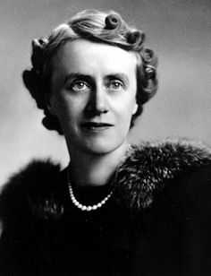 Maire Therese Casgrain (1896-1981) A canadian feminist who led the fight to obtain full sufferage for women, she was also the president of Quebec League for Women's Rights from 1929-1948.