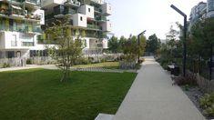 Le jardin partagé et solidaire Courbevoie