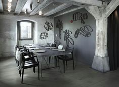 Noma Restaurant, Copenhagen, 2012 - Space
