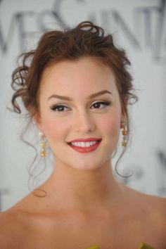 Leighton Meester || hair n make-up