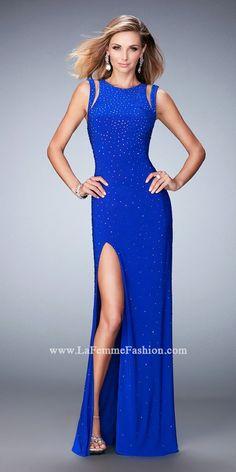 La Femme 22394 Formal Dress Paige hoco court