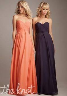 Allure Bridesmaids 1221 Bridesmaid Dress - The Knot