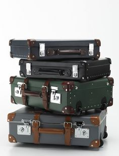 9eb5dc2ec2b Globe-Trotter for Hackett - GentlemenTools Best Luggage
