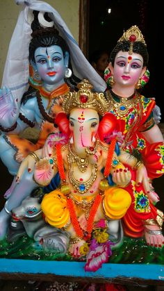 Ganpati festival Durga Kali, Shiva Shakti, Durga Goddess, Ganesh Chaturthi Decoration, Ganesh Chaturthi Images, Ganpati Bappa Photo, Shri Ganesh Images, Ganpati Bappa Wallpapers, Ganesh Wallpaper